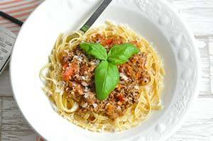Retter med ris, pasta og kartofler